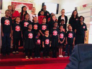 100th Anniversary Children Reunion Choir 1