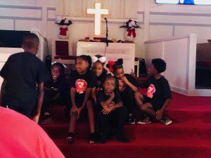 100th Anniversary Children Reunion Choir