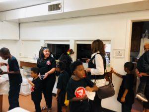 Children Choir reception